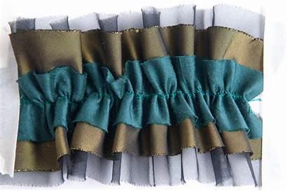Stitch Gather Manipulation Fabric Ruth Singer