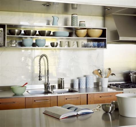 kitchen open storage 10 sparkling kitchens with open shelving 2351