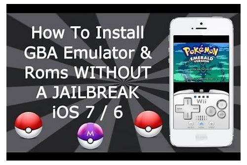 gba emulator iphone download free