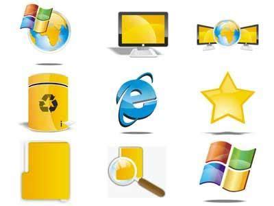 r uire les icones du bureau iconesgratuites fr des icônes pour personnaliser le bureau
