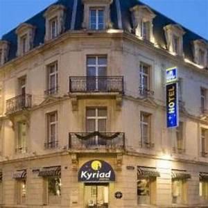 Hotel A Reims : parking h tel kyriad reims centre ext rieur reims ~ Melissatoandfro.com Idées de Décoration
