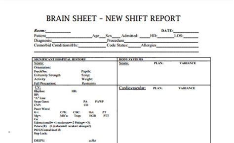 nurse brain sheets scrubs  leading