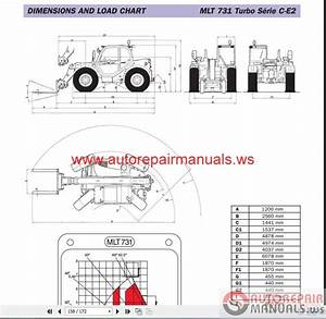 Manitou Mlt 741 120 Lsu Powershift Repair Manual