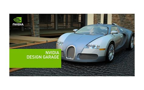 Nvidia Design Garage