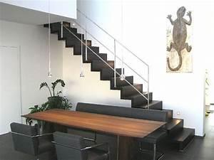 Holzstufen Auf Beton : treppengel nder glasgel nder st be f r treppen ~ Michelbontemps.com Haus und Dekorationen
