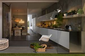 Modern italian kitchen design from arclinea for Design for kitchen