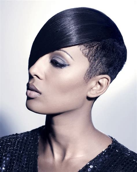 30 Ideas of Short Black Hairstyles   Art and Design