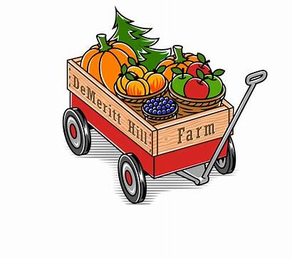 Clipart Farm Demeritt Hill Hayride Halloween Haunted