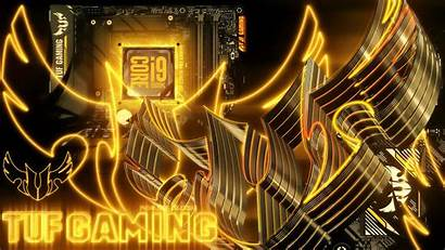Asus Tuf Wallpapers Gaming Rog 4k Neon