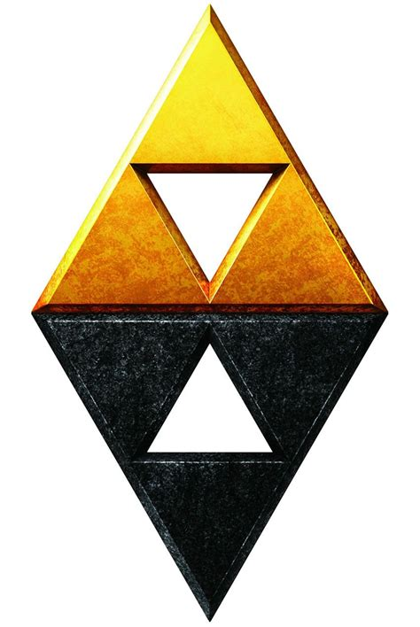 Triforce Characters And Art The Legend Of Zelda A Link