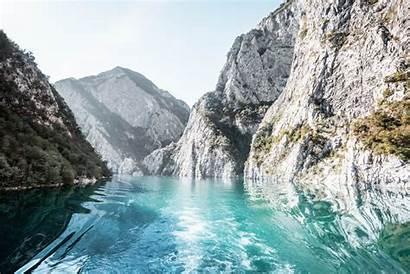 Komani Lake Ferry Albania Omnivagant Ride