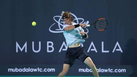 Andrey Rublev says Roger Federer and Rafa Nadal have ...