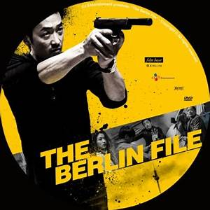 The Berlin File - DVD Covers & Labels by CoverCity