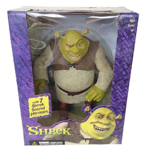 shrek toys boneco mcfarlane fala frases som