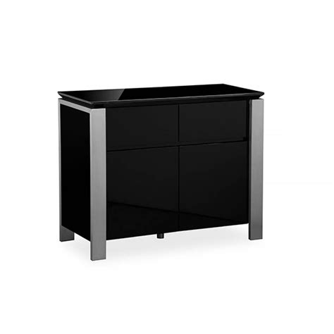 Next Black Gloss Sideboard by 15 Best Collection Of Black Gloss Sideboards