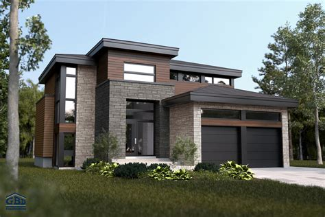 manhattan maison neuve 224 deux 233 tages de type cottage gbd construction
