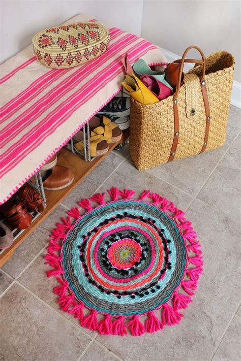 le petit tapis rond solution pour les petits