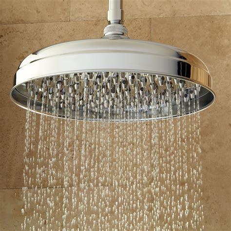 ceiling mount shower lambert ceiling mount rainfall nozzle shower bathroom