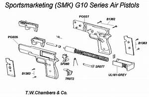 G10 Smk - Airgun Spares