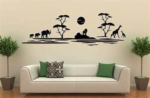 Wandtattoo Elefant Kinderzimmer : wandtattoo afrika tiere reuniecollegenoetsele ~ Sanjose-hotels-ca.com Haus und Dekorationen