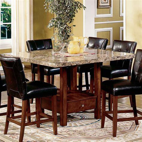Bar Height Dining Room Table Marceladickcom