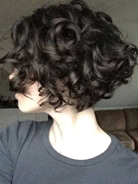gorgeous short curly hair ideas    short hairstyles    popular short