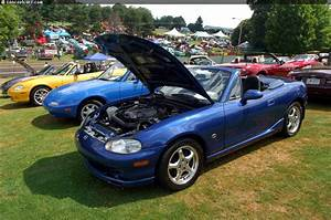 1999 Mazda Miata At The Pvgp Car Show