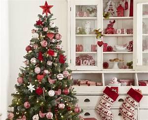 Weihnachtsbaum Rot Weiß : prachtvoll geschm ckt liebevoll dekoriert die sch nsten weihnachtsb ume ~ Yasmunasinghe.com Haus und Dekorationen