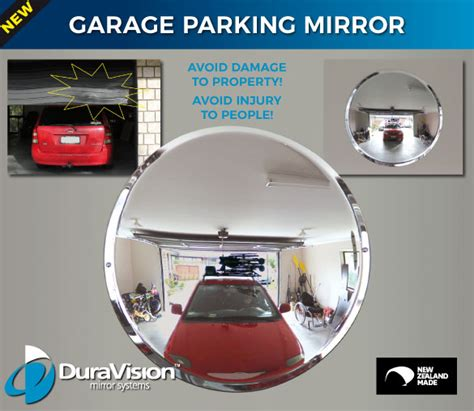 Garage Mirror by Duravision Convex Mirrors And Domes