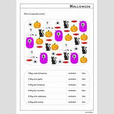 Halloween Vocabulary In Spanish  Elementary Resources  Halloween Vocabulary, Vocabulary, Ways