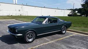 FS: 1965 Mustang Fastback - The Chicago Garage
