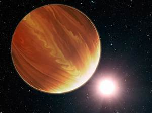 "Astronomers Reel in a Haul of Five New ""Hot Jupiters"""
