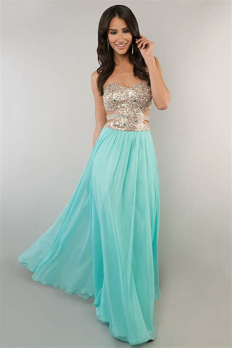 Long Formal Dresses Under 100 >> Busy Gown