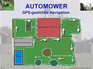 Mähroboter Mit Gps : m hroboter automower 330 x gps navigation youtube ~ Buech-reservation.com Haus und Dekorationen