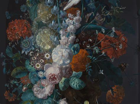 A Vase Of Flowers Margareta Haverman 716 Work Of