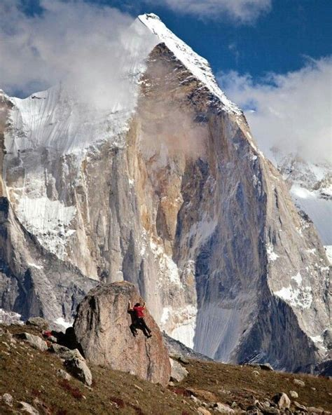 Meru India My Top 3 Life Goals Climbing In 2019 Mount