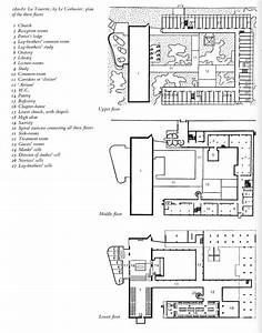 136 best tourette images on pinterest le corbusier With wonderful photo de plan de maison 0 maison planeix drawings plan