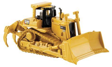 Caterpillar D9T Bulldozer - 1:87-DHS Diecast Collectables, Inc