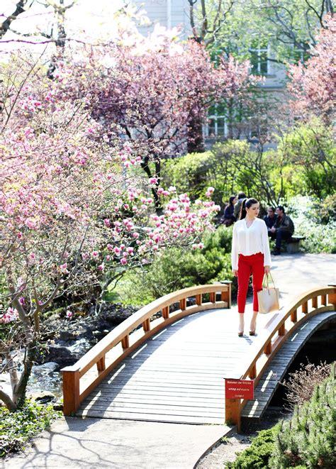 Japanischer Garten Wien Kirschblüte by Setagaya Japanese Garden In Vienna Vienna Insider