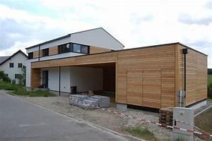 Garage Aus Holz Selber Bauen : neubau zimmerei planholz ~ Michelbontemps.com Haus und Dekorationen