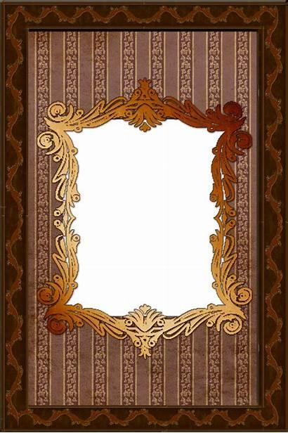 Frames Photoshop Frame Transparent Background Effect Textures
