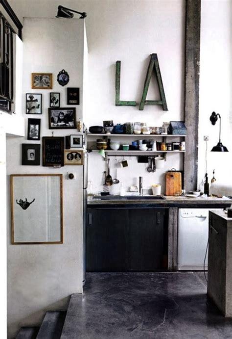 cuisine deco industrielle cuisine industrielle cocon de décoration le