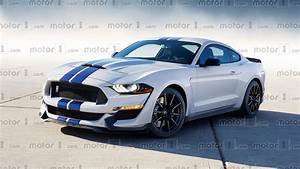 Ford Mustang Shelby Occasion : 2019 ford mustang shelby gt500 looks aggressive in new rendering ~ Gottalentnigeria.com Avis de Voitures