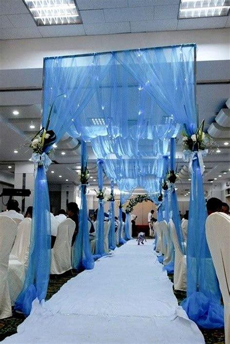 royal blue wedding decorations ideas  pinterest