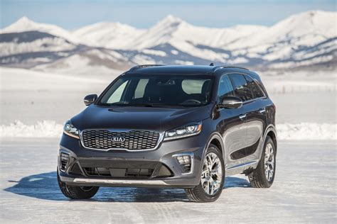 Updated 2019 Kia Sorento Gets A $90 Price Bump » Autoguide