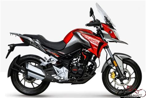 Brand New Honda Cb190x Tourism For Sale In Singapore