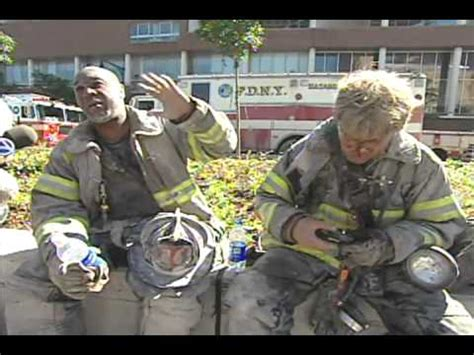 firefighters reveal bombs destroyed wtc lobby youtube
