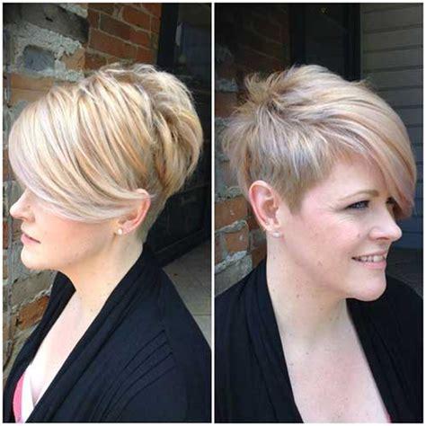 stylish pixie haircuts  women