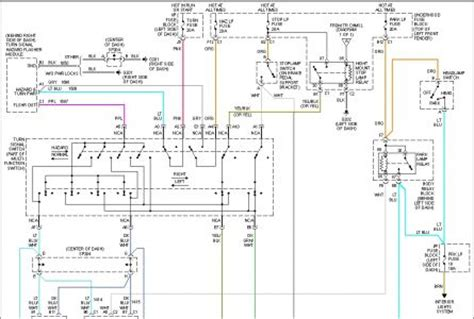 99 Gmc Sonoma Wiring Diagram by 2000 Gmc Sonoma Lights I A 2000 Sonoma That