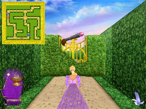 rapunzel barbie game download